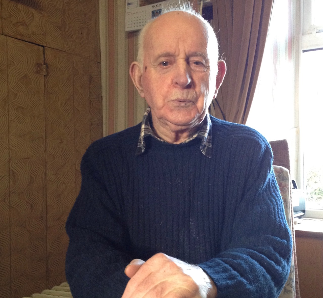 The last Traditional Storyteller in Clare dies